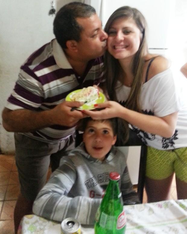 Beijinho do papai
