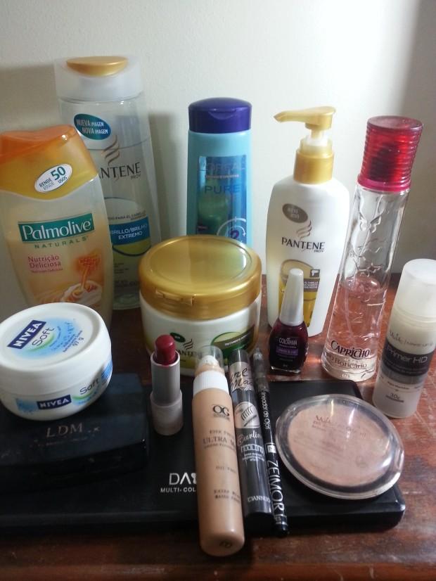 produtos favoritos do mês junho