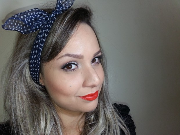 Maquiagem Pin Up por Áchilla Lima
