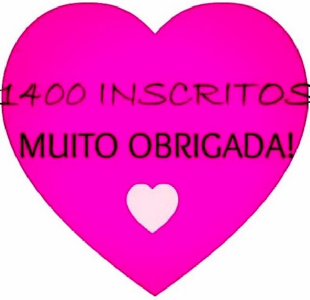 1400 inscxritos