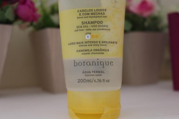 Vizcaya shampoo camomila