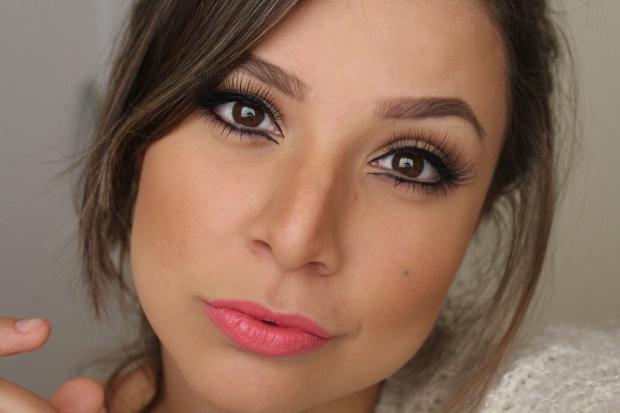 GET READY WITH ME - Make pra arrasar por Áchilla Lima