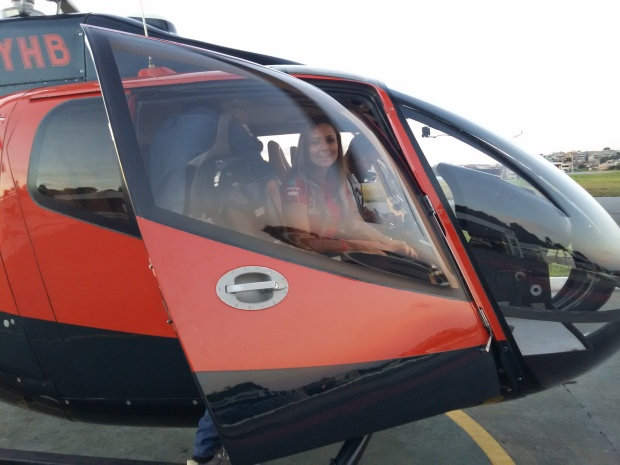 helicoptero achilla entre rios de minas