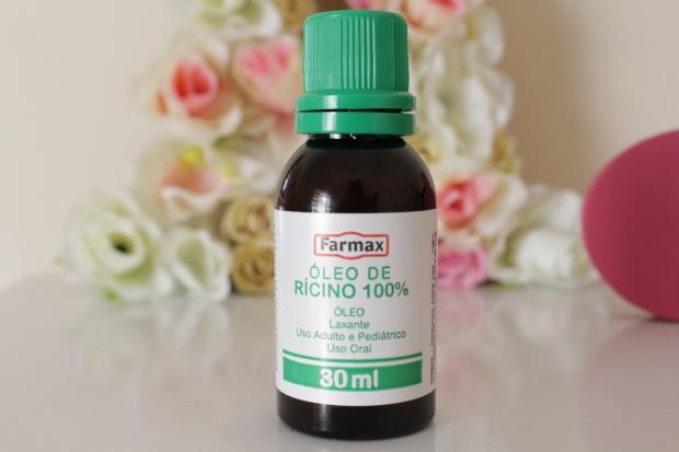 óleo de ricino crescimento capilar