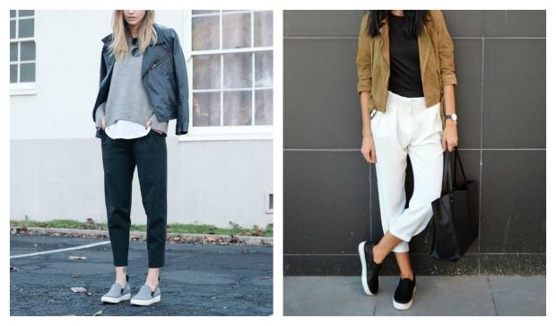TENDENCIA calça curta cropped pants