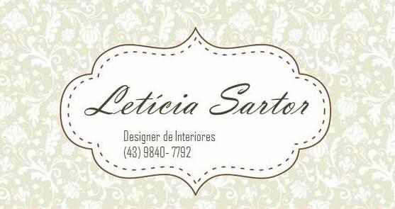 Letícia Sartor - desing de interiores