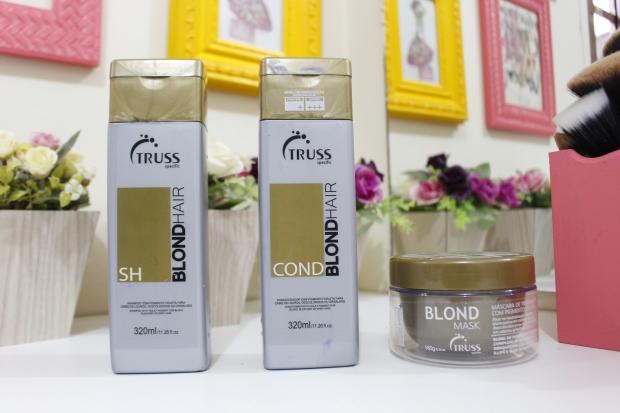truss para cabelos loiros Blond Hair