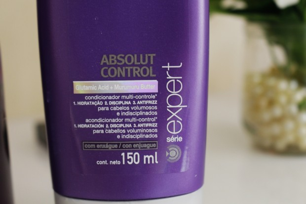 loreal profissional absolut control expert