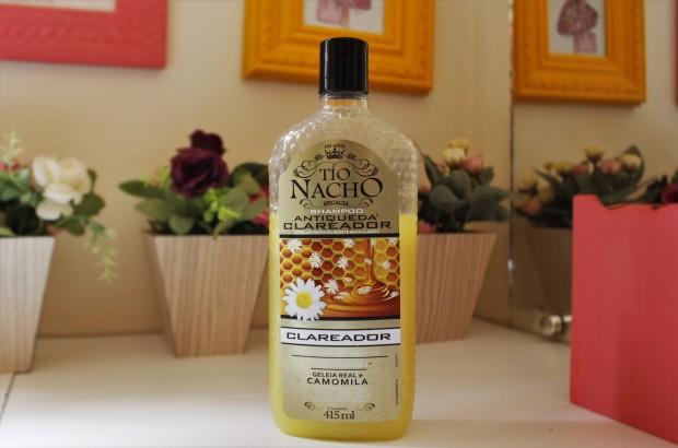 shampoo clareador tio nacho