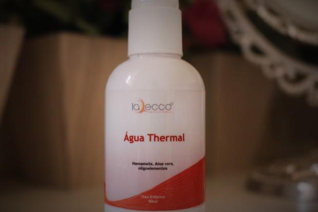 agua thermal